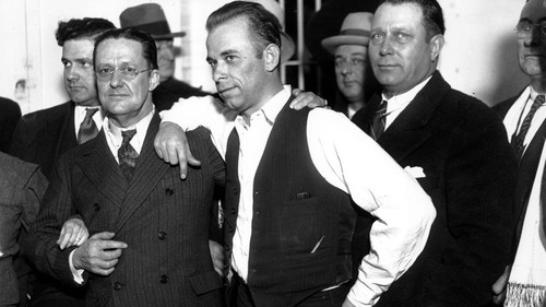 John Dillinger: Η ημέρα που στρίμωξαν τον Νο.1 Δημόσιο Κίνδυνο