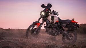Με αυτή την Ducati το Dakar είναι δικό σου