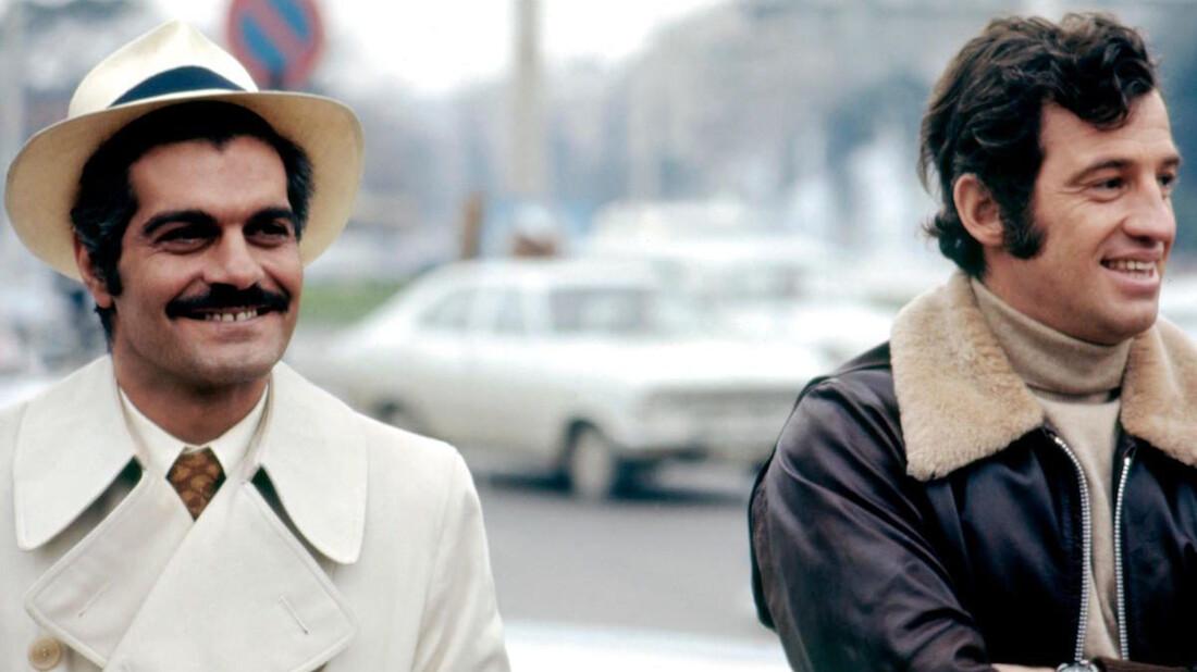 «Οι Διαρρήκτες»: Όταν ο Ζαν-Πολ Μπελμοντό έκανε κόντρες στην Αθήνα του 1970