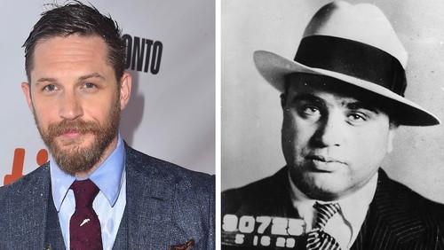Δες την μεταμόρφωση του Tom Hardy σε Al Capone