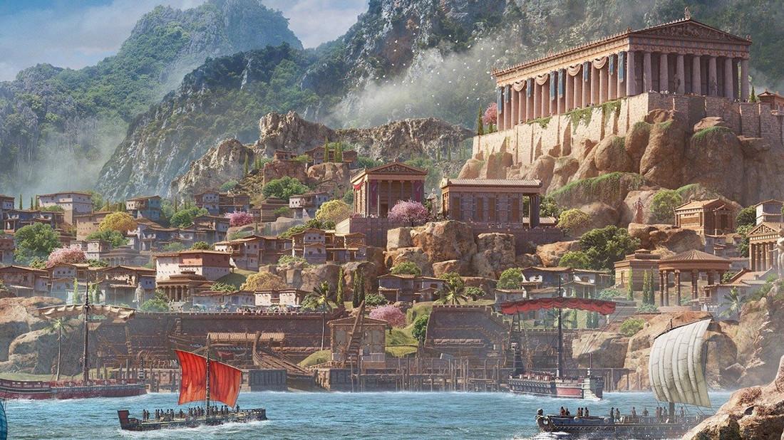 Κάνε ένα ταξίδι στην αρχαία Αθήνα μέσα από το νέο βίντεο του Assassin's Creed Odyssey