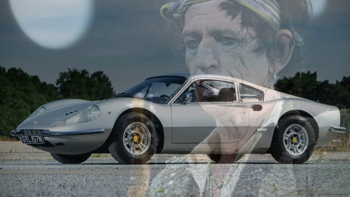 Πόσο ροκάρει του Keith Richards η Ferrari;