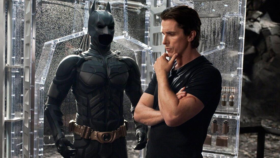 Πώς θα χτίσεις το κορμί του Christian Bale στο Dark Knight