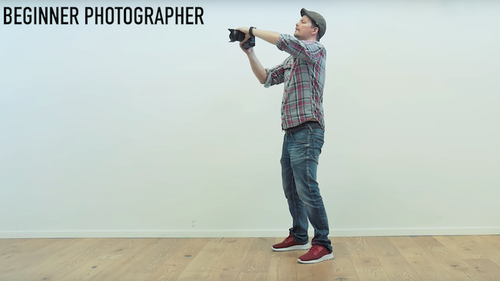 Απίθανος τυπάς αναπαριστά 30 είδη Φωτογράφων σε ένα και μόνο βίντεο