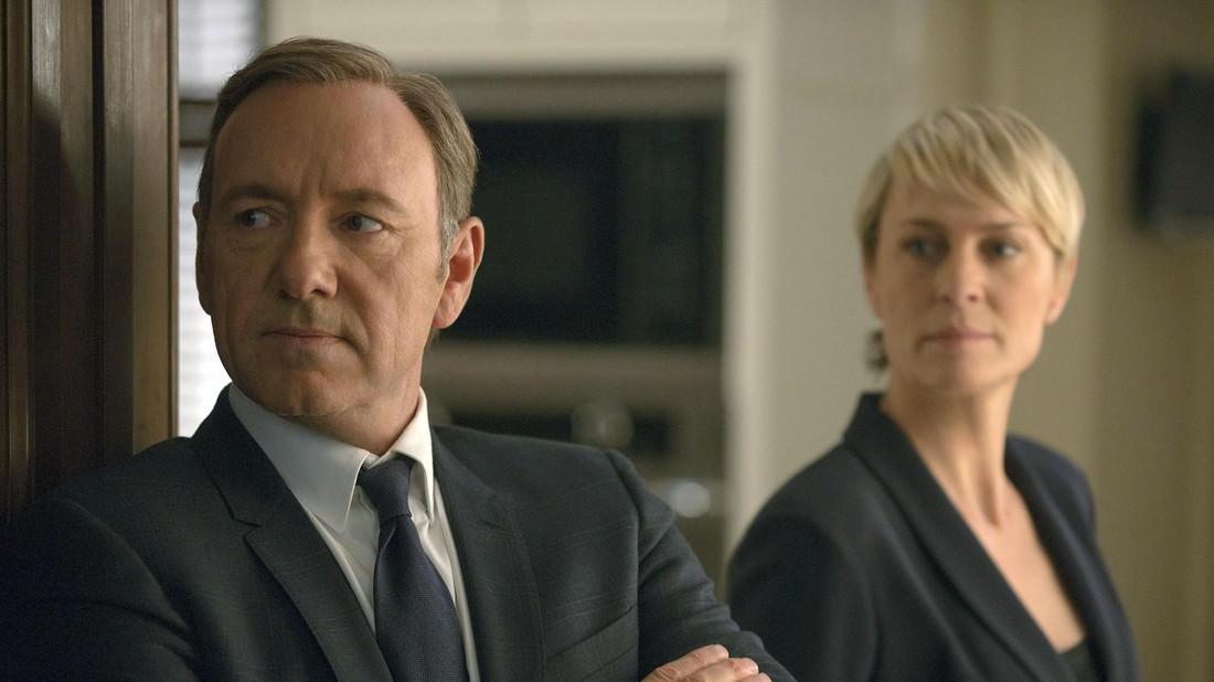 «Πέθαναν» και με τη βούλα τον Frank Underwood στο «House of Cards»
