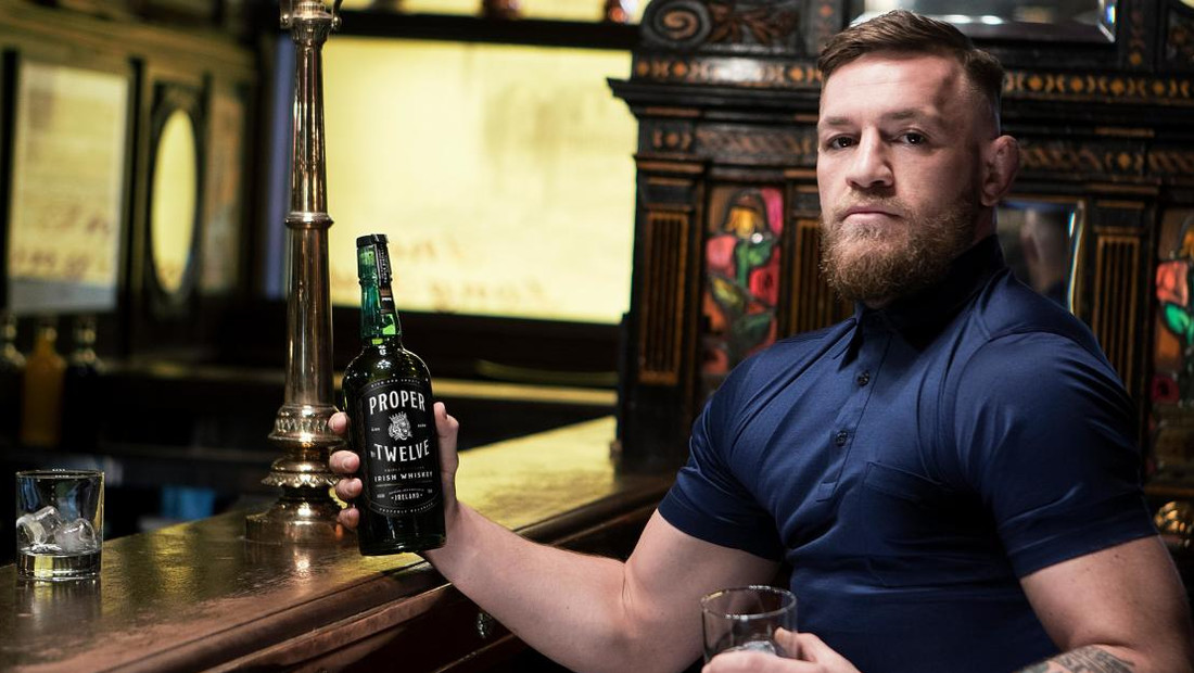 Είναι το ουίσκι του Conor McGregor ο νέος μαγικός ζωμός;
