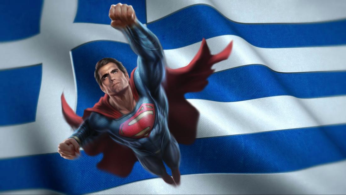 Ο νέος Superman (πρέπει να) είναι Έλληνας