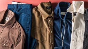 Τα κοτλέ πουκάμισα δεν είναι μόνο για τον μπαμπά σου