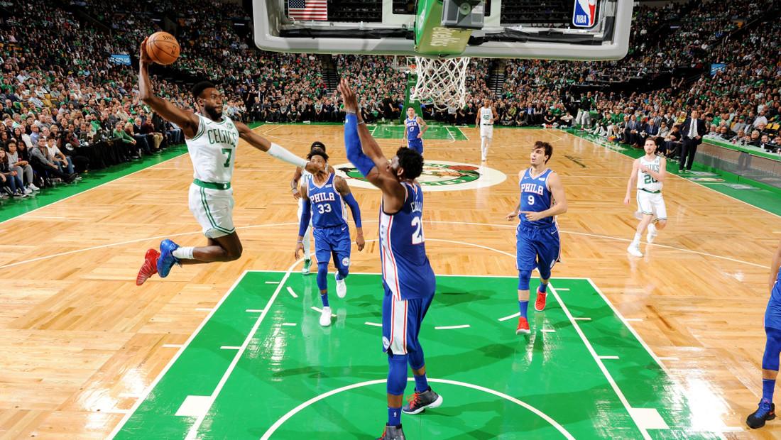 Στην εξέλιξη ΑΥΤΗΣ της φάσης ο Brown σήκωσε τη Βοστώνη στο πόδι!