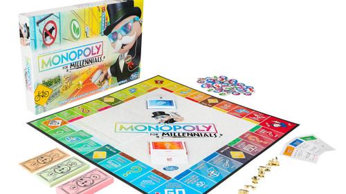 Στη νέα Monopoly Millennials δεν έχεις λεφτά για να αγοράσεις ΤΙ-ΠΟ-ΤΑ!