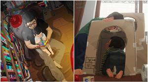 Πώς είναι για έναν πατέρα να μεγαλώνει μόνος του παιδί;