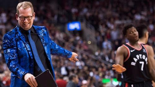 ΝΒΑ: Τι φάση χτες με τους προπονητές και τα σακάκια τους;
