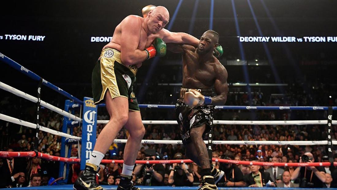 Στη μάχη του ΣουΚού ο Tyson Fury θύμισε λίγο Rocky Balboa