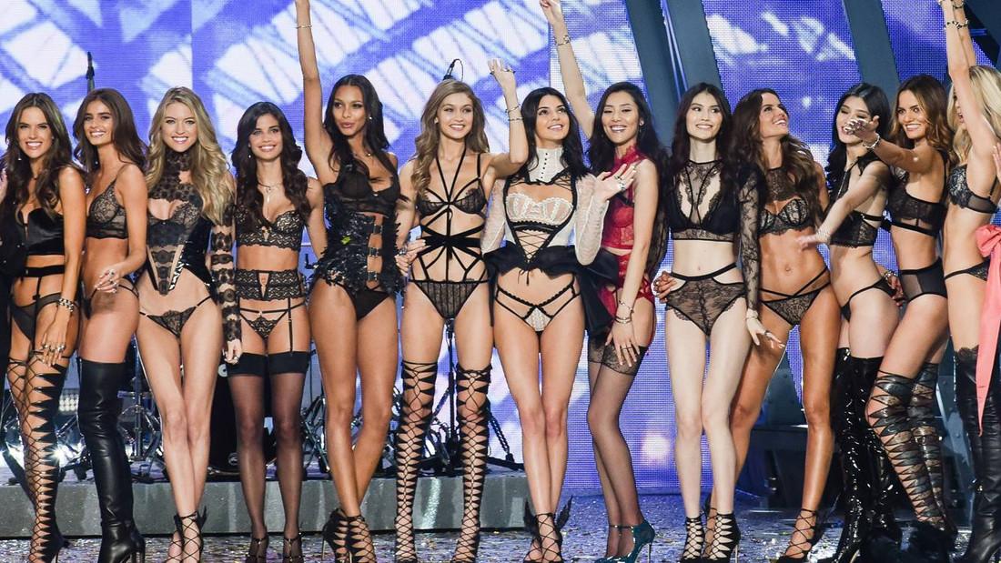 Οι πιο καυτές στιγμές του φετινού Victoria's Secret Fashion Show