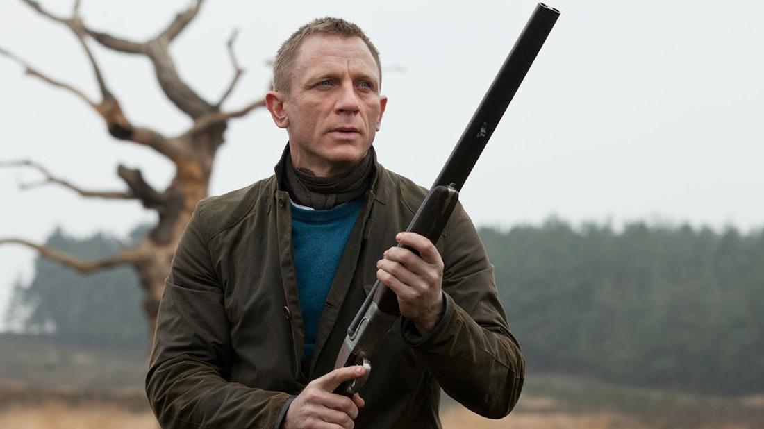Το τζάκετ του 007 από το Skyfall θα τα βάλει με το τσουχτερό κρύο