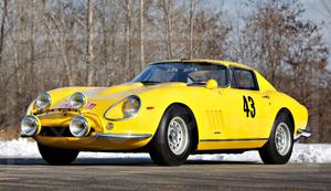 Η πρωτότυπη Ferrari από τους αγώνες του Μόντε Κάρλο είναι για (πραγματικά) λίγους