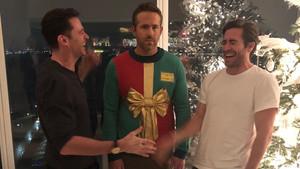 Όταν ο Hugh Jackman και ο Jake Gyllenhaal έπιασαν κορόιδο τον Ryan Reynolds