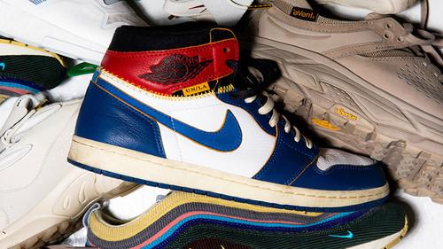 8 sneakers που ξεχωρίσαμε το 2018