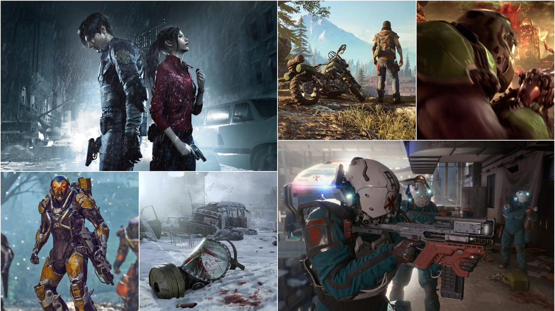Τα 8 Video Games του 2019 για τα οποία αξίζει να κάνεις χώρο στην κονσόλα σου