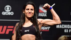Κακομοίρης πήγε να ληστέψει γυναίκα που παίζει στο UFC