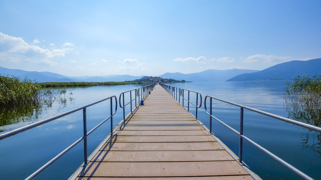 ΚΟΥΙΖ: Πόσο καλά γνωρίζεις τις λίμνες της Ελλάδας;
