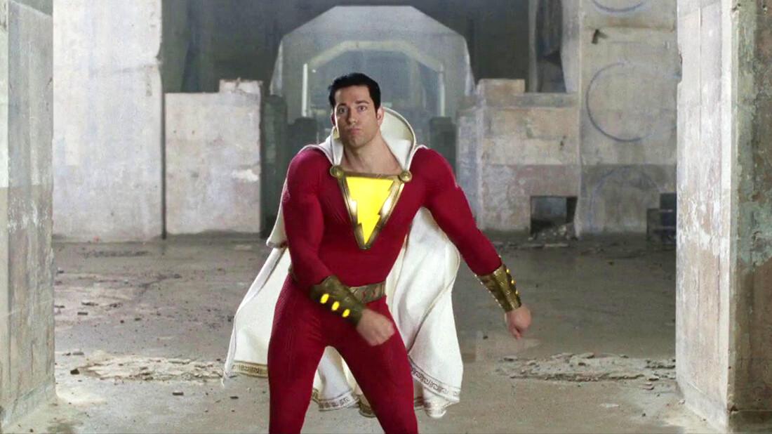 O Shazam είναι ο πιο Ασόβαρος ήρωας στον πλανήτη