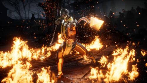 Αίμα, ξύλο και σπασμένα κόκκαλα στο νέο Mortal Kombat 11
