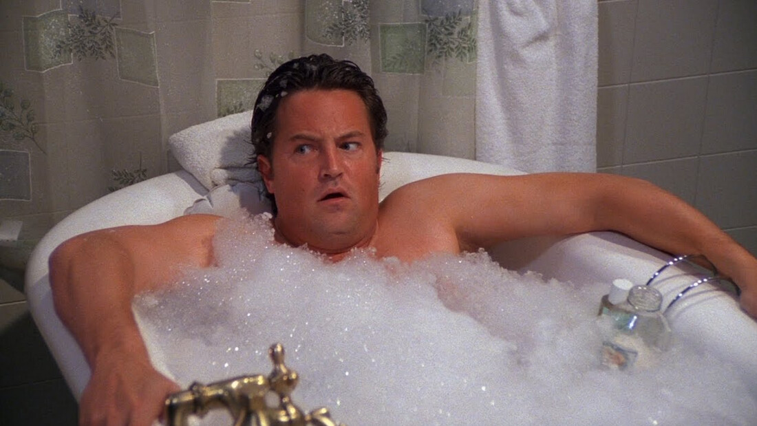 Ποιο είναι το πρώτο μέρος του σώματος που πλένεις στο ντους;