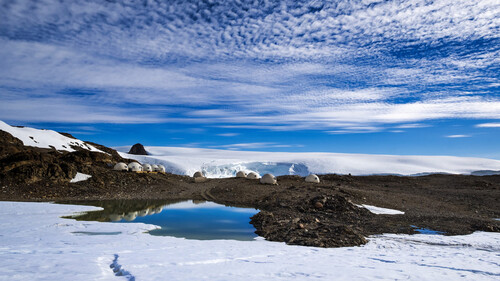 Πόσο θελκτική φαντάζει η Λευκή Έρημος της Ανταρκτικής;