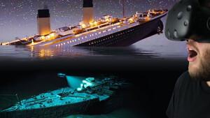 Το ναυάγιο του Τιτανικού γίνεται αξιοθέατο