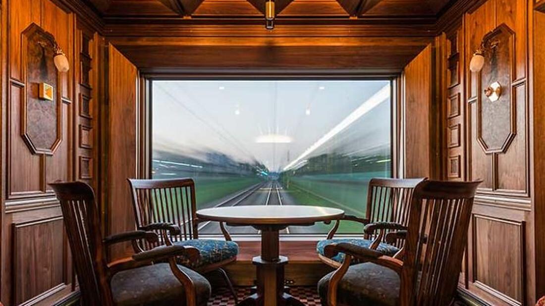 «Αποκλείεται να έχουν τέτοια τρένα στην Ιαπωνία»