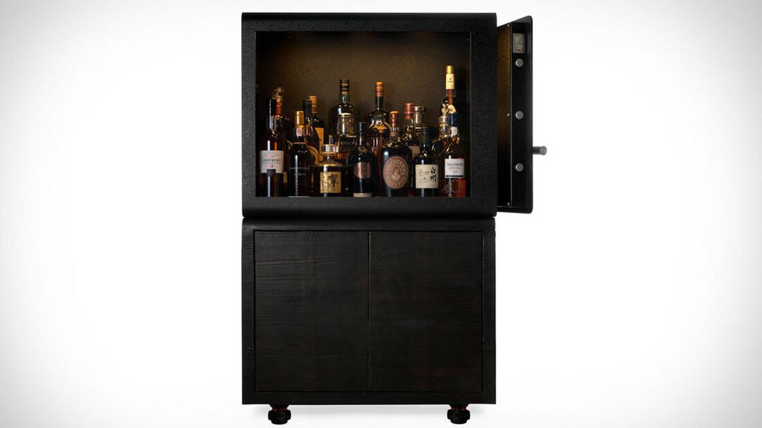 Το Whisky Vault δημιουργήθηκε για τους πιστούς φαν του ουίσκι