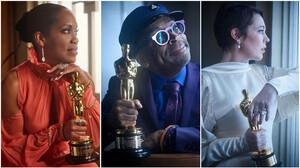 Πώς μοιάζει ένας ηθοποιός μερικές ώρες αφότου έχει βραβευτεί με Όσκαρ;