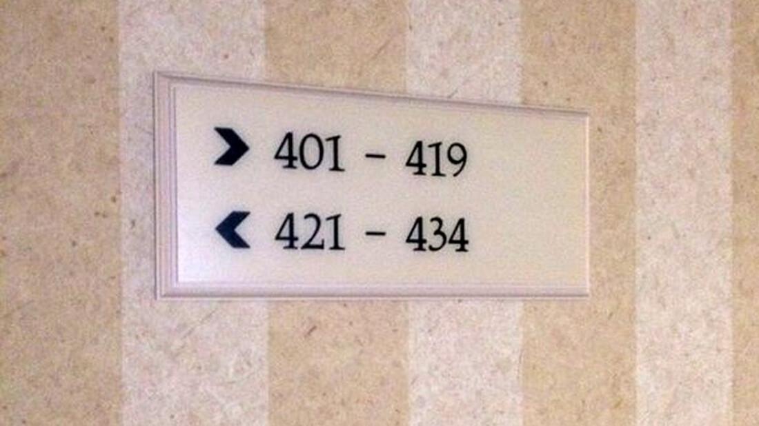 Αυτός είναι ο «διαβολικός» αριθμός που αποφεύγουν να χρησιμοποιούν τα ξενοδοχεία