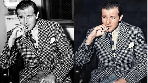 Bugsy Siegel: O μαφιόζος playboy που «έστησε» το Las Vegas