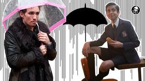 Τα αδέρφια του Umbrella Academy είναι ό,τι έλειπε από ένα υπερηρωικό σύμπαν
