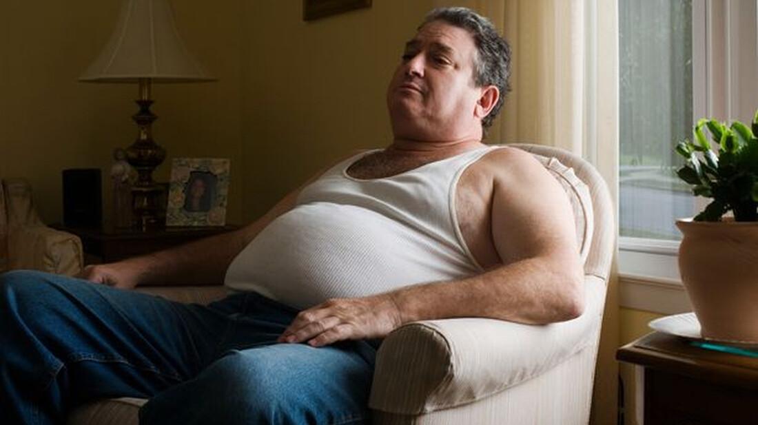 Ήξερες ότι όσοι είναι υπέρβαροι κινδυνεύουν λιγότερο;