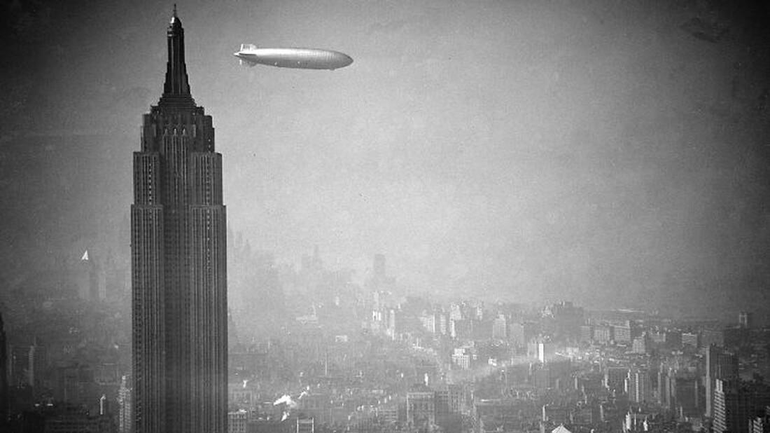 Έχεις αναρωτηθεί ποτέ πως ήταν το εσωτερικό ενός Zeppelin;