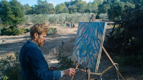 «Ο Βαν Γκογκ με έκανε καλύτερο ζωγράφο και άνθρωπο»