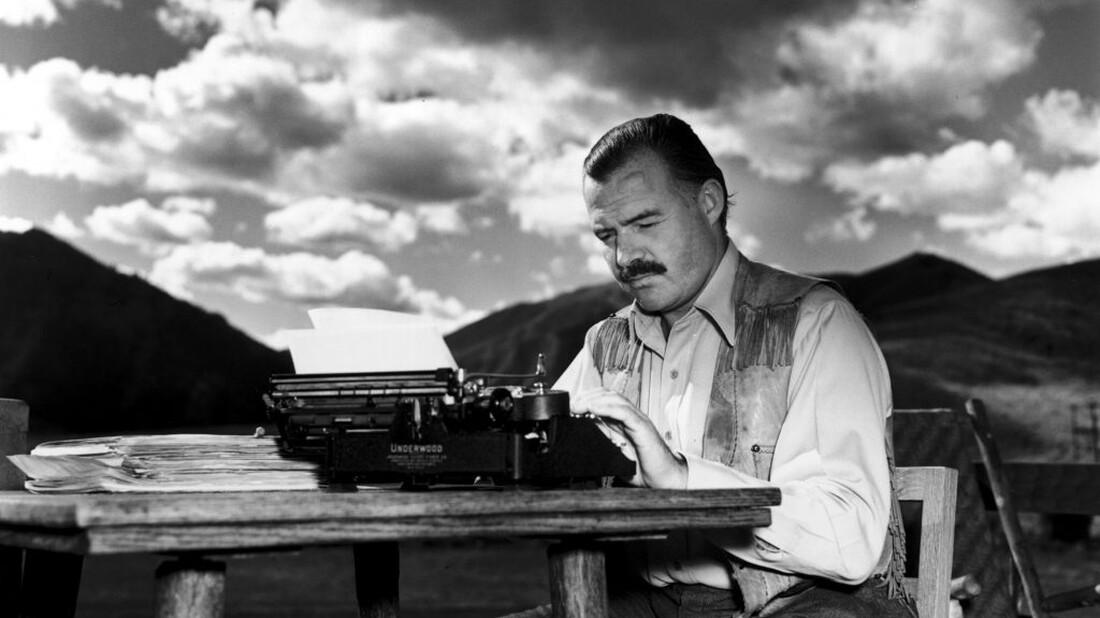 Γιατί οι αγαπημένοι σου συγγραφείς αγαπούσαν τόσο το ποτό;