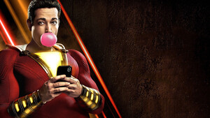 O Shazam έγινε ξαφνικά ένας σούπερ ήρωας για όλες τις ηλικίες