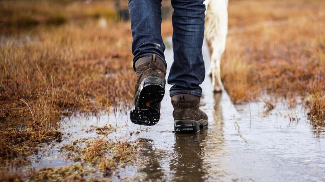 Κανένας φόβος όσο υπάρχουν τα αδιάβροχα παπούτσια