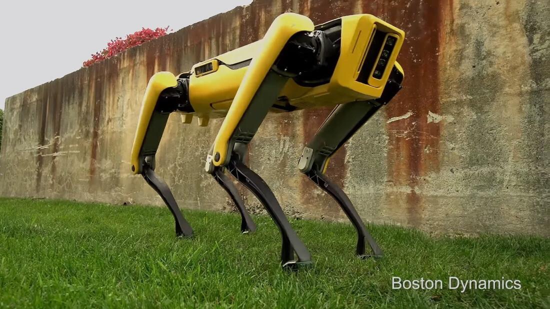 Η επανάσταση των ρομπότ