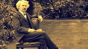 Ο Mark Twain δεν ήταν ο συγγραφέας που έχεις συνηθίσει