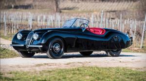 Αυτή η Jaguar, είναι το πιο όμορφο αυτοκίνητο που θα δεις σήμερα