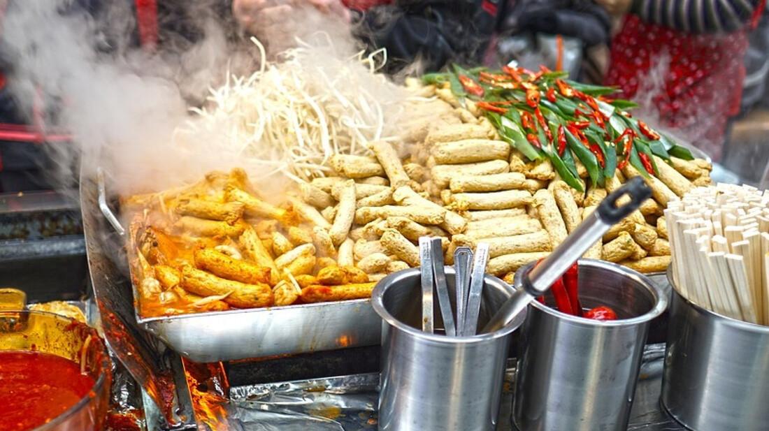 Υπάρχει λόγος που το street food είναι η πιο νόστιμη κουζίνα