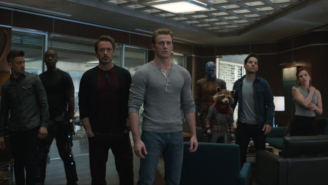 Μέχρι πού θα έφτανες για να δεις το Avengers: Endgame;
