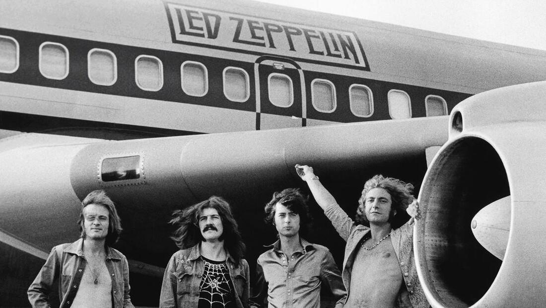 Το ντοκιμαντέρ για τους Led Zeppelin θα μοιάζει με γυμνό καλώδιο