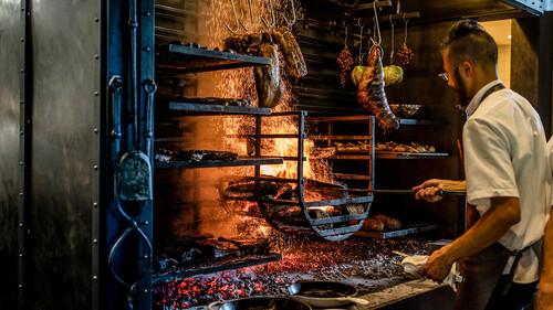 Το «καπνισμένο» Chapter Oak σερβίρει και λαχανικά