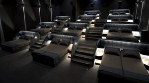 Οι κινηματογράφοι στην Ελβετία έχουν κρεβάτια αντί για καθίσματα